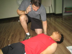 workplace approved First Aid Training in Vancouver, BC