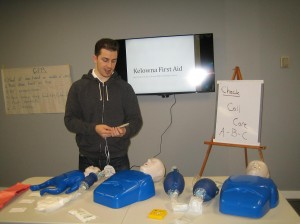 First Aid Courses in Kelowna, British Columbia