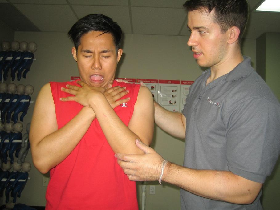 Workplace Approved First Aid Training In Toronto Ontario